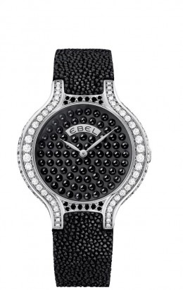 Ebel Beluga Diamonds Onyx