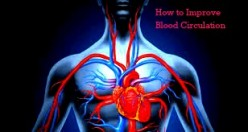 How to improve poor blood circulation