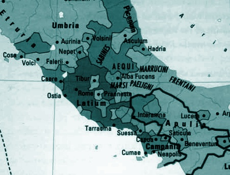 Latium in the Early Republic