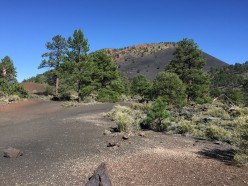 Sunset Crater National Monument - A Journey through Time