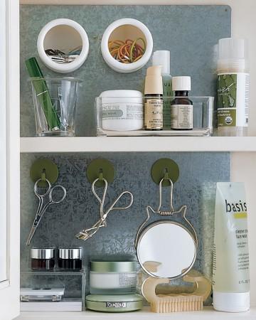 Magnitized Medicine Cabinet