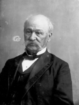 Governor Isham G. Harris