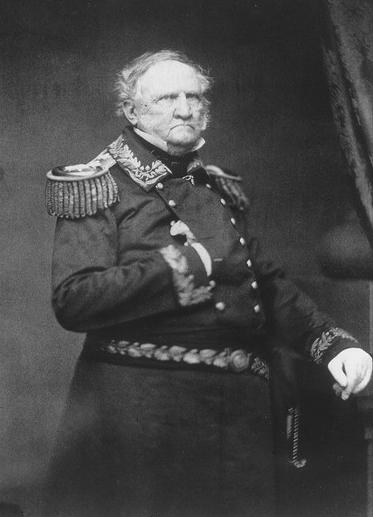 General Winfred Scott