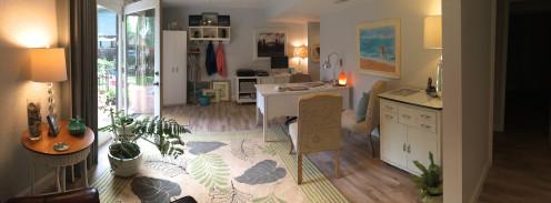 Beachy Designed Office