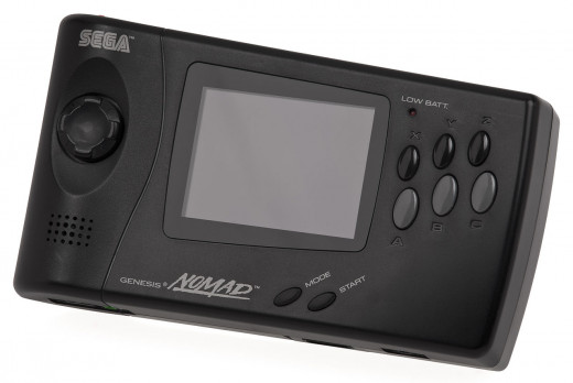 A portable Genesis is a novel concept, but I'd rather just play my Genesis.