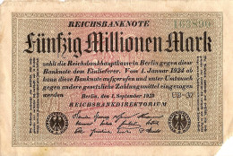A German Million Mark Note
