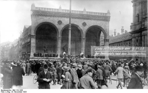 Beer Hall Putsch