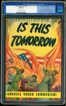 1950 Anti Communism Campaign