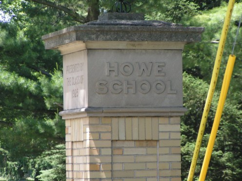 Howe Military Academy in Howe, Indiana