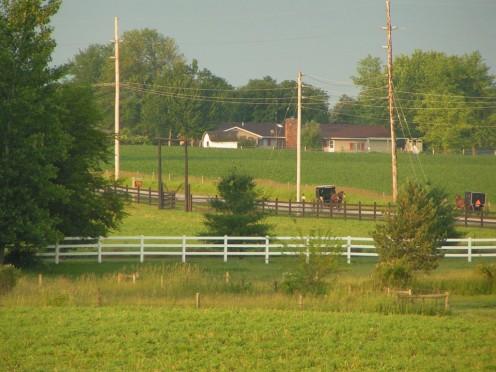 Rural Shipshewana, Indiana