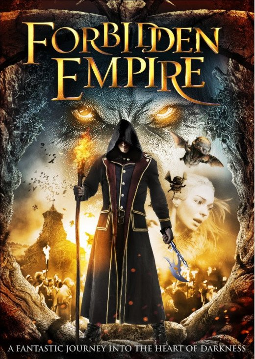 """Forbidden Empire"" movie poster, 2015"