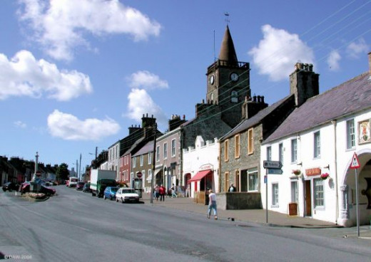 Whithorn Village