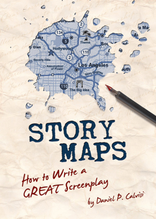 Story Maps by Daniel Calvisi