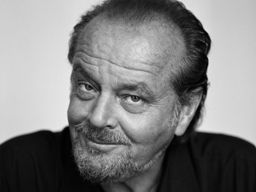 Jack Nicholson as Frank Costello