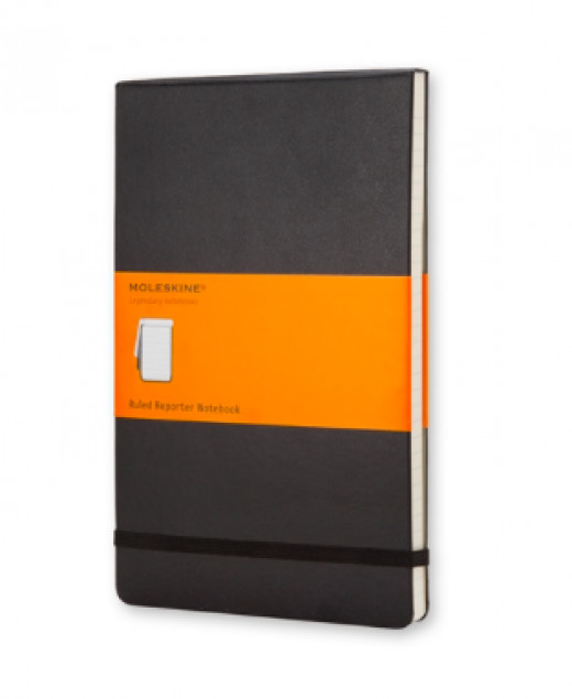 The Reporter Notebook by Moleskine