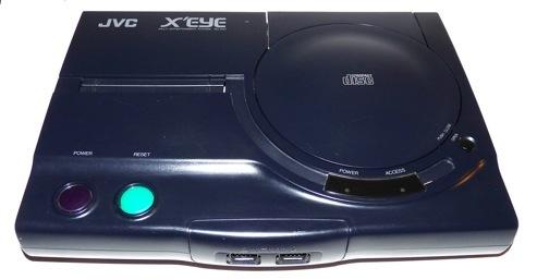 JVC X'EYE w/ Genesis compatibility.