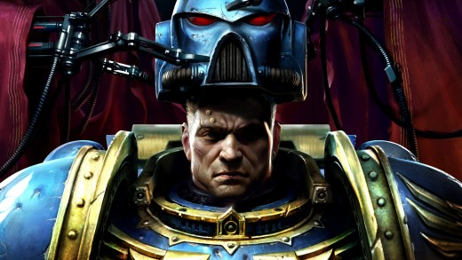 Brother Proteus of the Ultramarines