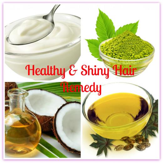Yogart, Henna, Coconut Oil/Castor Oil