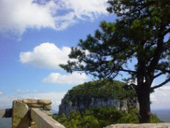 Pilot Mountain, North Carolina - A Beautiful Place to Visit!