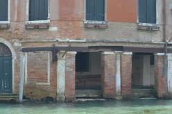 An old entrance, Venice (c) A. Harrison