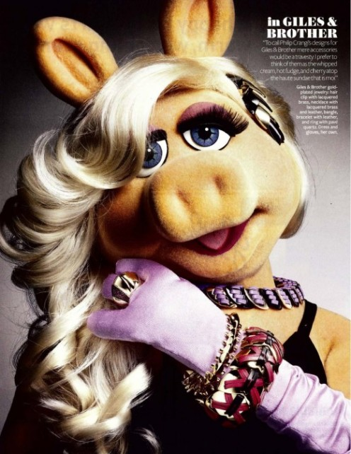 Top 10 Highlights Miss. Piggy Could Write About
