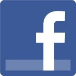 Facebook Logo copyright Facebook 2009