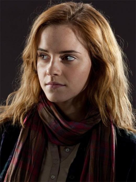 Emma Watson as Elizabeth