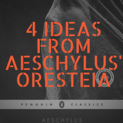 the elaborate use of symbols in the oresteia a book by aeschylus Frequent use of messengers to relate information usually  aeschylus - his are the oldest surviving plays  few elaborate visual effects theme.