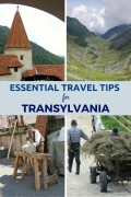 Essential Travel Tips and Information for Transylvania