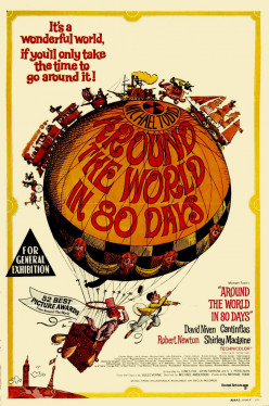 Film Review: Around the World in 80 Days (1956)