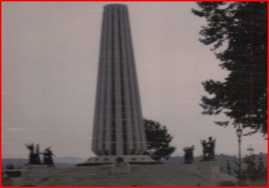 Memorial to the Rangoon Bombing victims, Im Jin Gak, South Korea.
