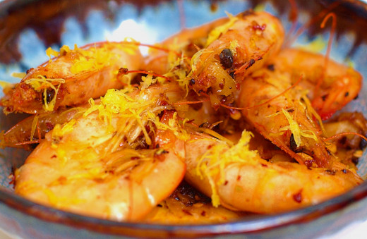 Shrimp and Prawns are very easy to prepare. They need to be carefully cooked with ingredients and flavors that complement their delicate natural flavors.