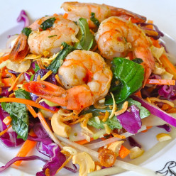 The Hospitality Guru (cooking) Back to Basics: Seafood Salad