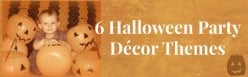 6 Halloween Party Décor Themes