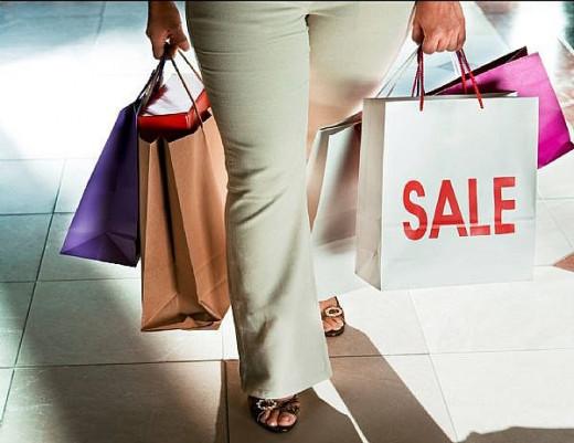 Sale Shopping!
