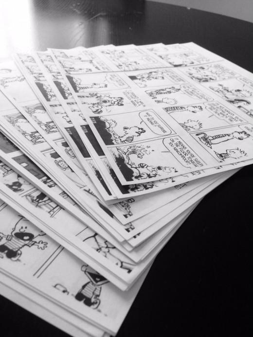 Paper Copies