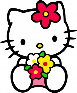 What feeling does mouthless Hello Kitty can portray