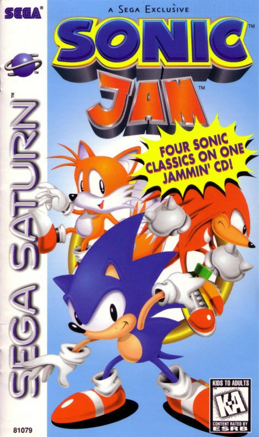 The first major re-release  of the Sonic trilogy from Genesis.  One notable feature is that the games are actually ported as opposed to emulated as seen in later collections.