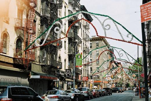 New york Boroughs; Little Italy, Manhattan
