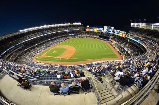 Yankee Stadium and the Yankees Museum