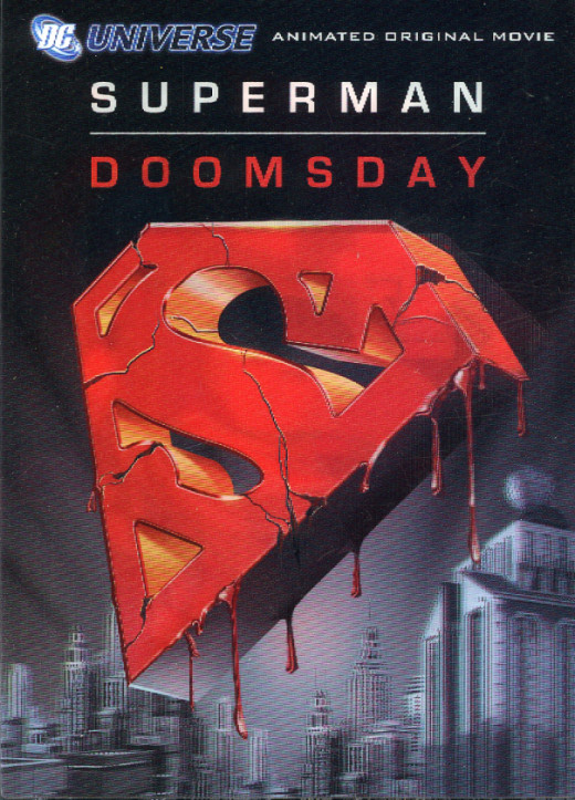 Superman: Doomsday (2007) Movie Poster