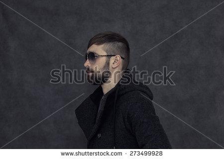 Brutal Looking Man
