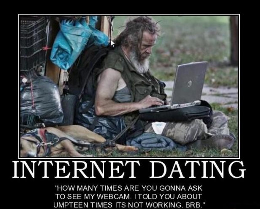 Beware Internet Dating
