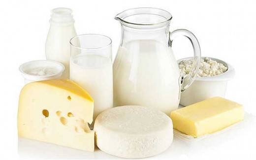 The Dairy Food Group