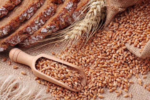A Range Of Sources Of Whole-Grains