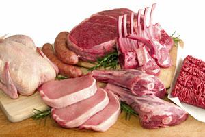 A Range of Lean Meats