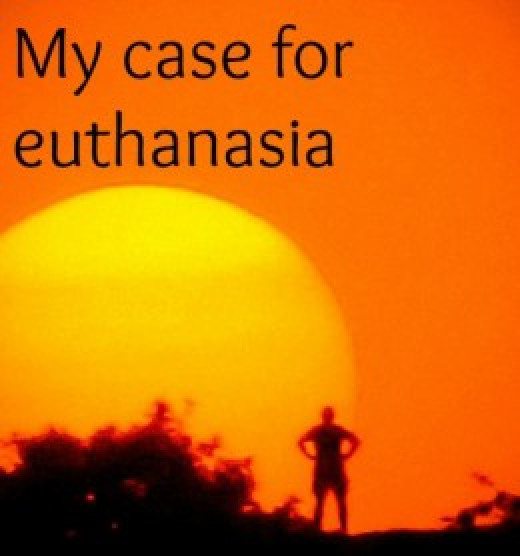 the case for euthanasia Australian humanist no 109 autumn 2013 the case for euthanasia and  physician-assisted suicide reprinted with permission from isaa review, the  journal.