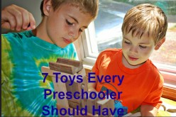 Best Toys for Preschoolers: Save Your Money and Invest in the Tried- and-True