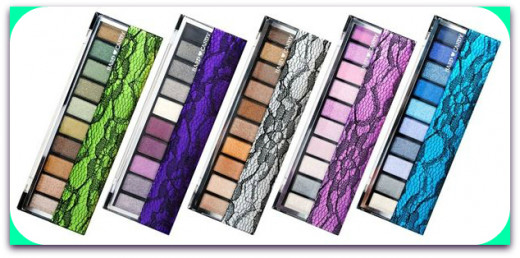 Shades available are pinky of you, naturally gorgeous, green envy, smoke out, & feeling blue!