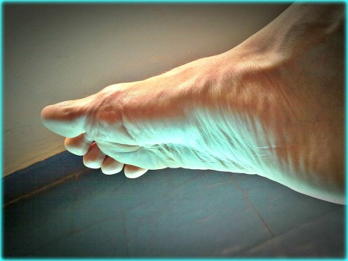 A doctor's viewpoint can make a big difference in the health of a patient's feet.